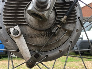 1972 Benelli 125 Twin Race For Sale (picture 7 of 11)