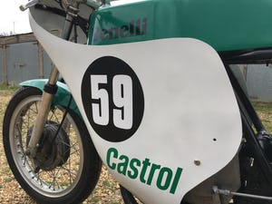 1972 Benelli 125 Twin Race For Sale (picture 9 of 11)