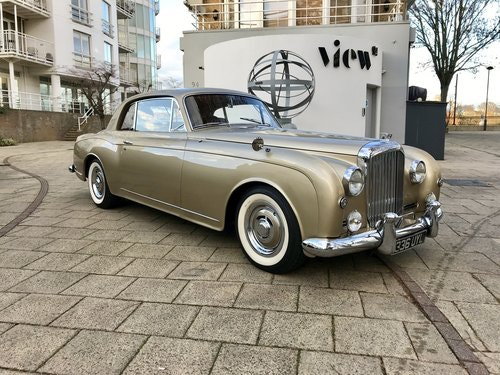 1959 Bentley S1 Continental Coupe by Park Ward For Sale (picture 1 of 6)