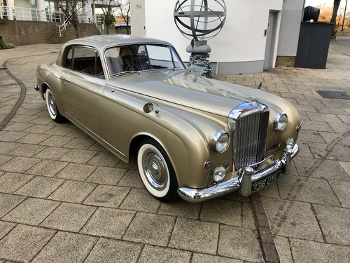 1959 Bentley S1 Continental Coupe by Park Ward For Sale (picture 2 of 6)