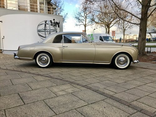 1959 Bentley S1 Continental Coupe by Park Ward For Sale (picture 3 of 6)