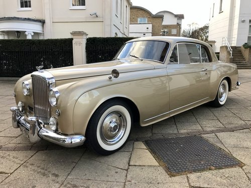 1959 Bentley S1 Continental Coupe by Park Ward For Sale (picture 4 of 6)