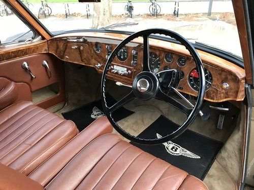 1959 Bentley S1 Continental Coupe by Park Ward For Sale (picture 5 of 6)