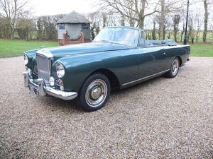 1961 Bentley S2 Continental drophead coupe For Sale (picture 2 of 20)