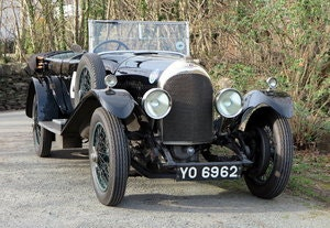 Picture of 1926 Bentley 3 Ltr Gurney Nutting Open Tourer PH1465 For Sale