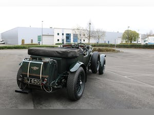 1930 BENTLEY 4.5L BLOWER For Sale (picture 3 of 6)