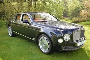 Picture of 2011 Bentley Mulsanne 6.8 Saloon Automatic SOLD