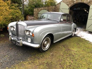 Bentley S3 Air conditioned For Sale (picture 1 of 6)