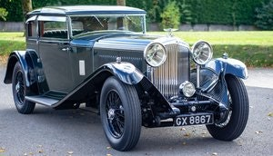 Picture of 1932  Bentley 8 Litre Short Chassis Coupe