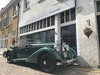 1936 Bentley 4.25 litre tourer by Vanden Plas