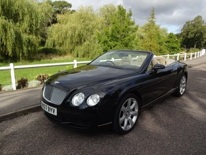 Picture of 2007 Bentley Continental GTC SOLD