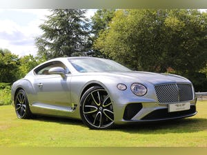 BENTLEY GT MULLINER-2018 ALL NEW SHAPE For Sale (picture 1 of 12)