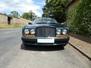 1997 Bentley Continental T for sale For Sale (picture 1 of 6)