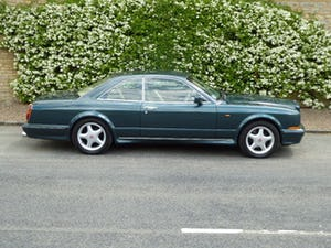 1997 Bentley Continental T for sale For Sale (picture 4 of 6)