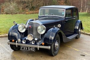 Picture of 1939 Bentley  4¼ Litre Overdrive Hooper Sports Saloon B101MX For Sale