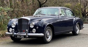 """Picture of 1959 Bentley S1 Continental H. J. Mulliner """"Flying Spur"""" BC28FM For Sale"""