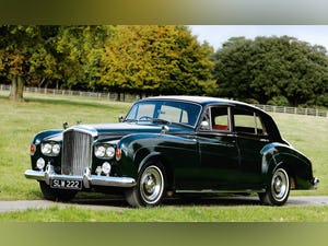 1962 Bentley S3 LWB Harold Radford  For Sale (picture 2 of 6)