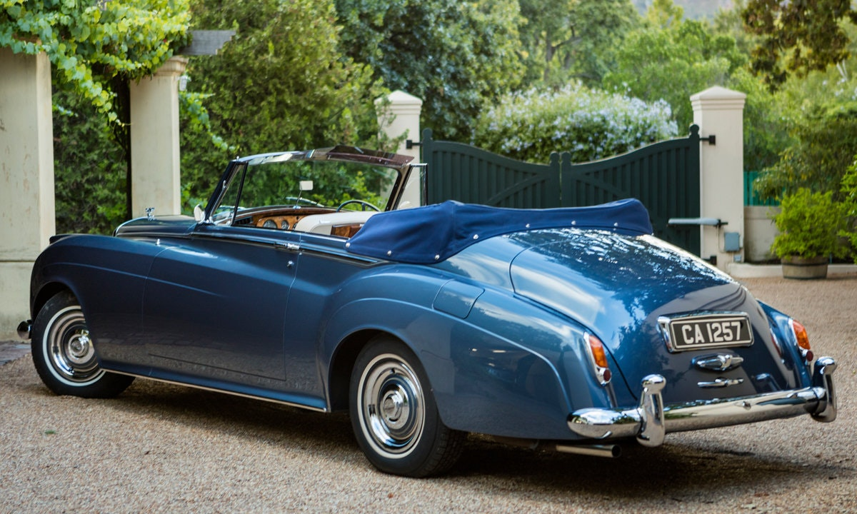 1961 Bentley S2 Continental Drophead Coupe Adaptation For Sale (picture 2 of 6)