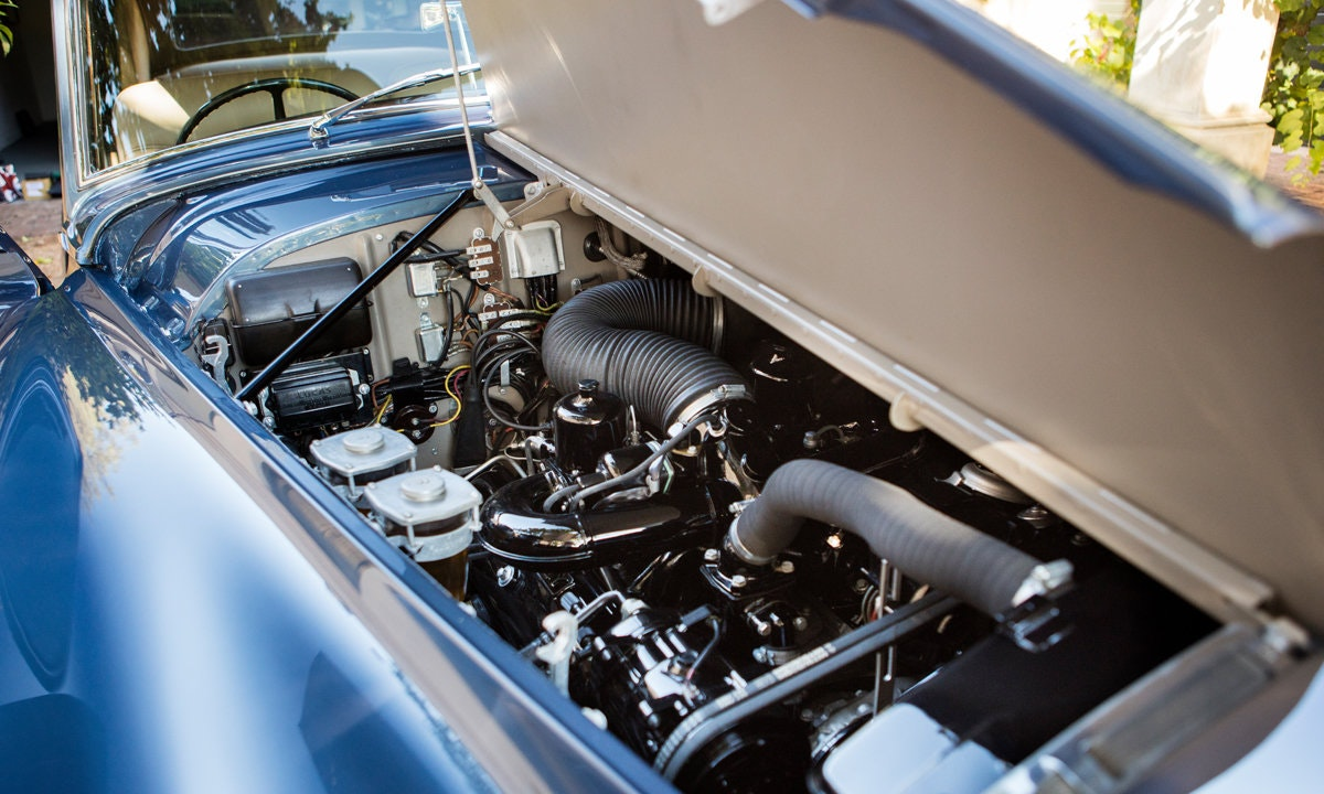 1961 Bentley S2 Continental Drophead Coupe Adaptation For Sale (picture 6 of 6)