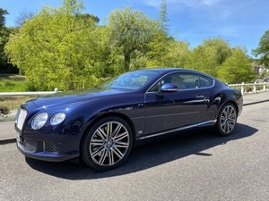 Picture of 2012 Bentley Continental GT Mulliner SOLD