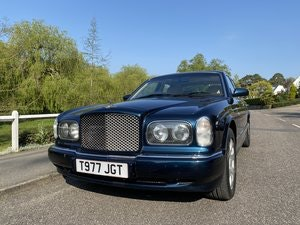 Picture of 1999 Bentley Arnage Red Label SOLD