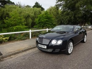 Picture of 2009 Bentley Continental GT Speed SOLD