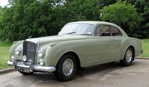 Picture of 1958  Bentley S1 Continental H. J. Mulliner Fastback BC6EL For Sale