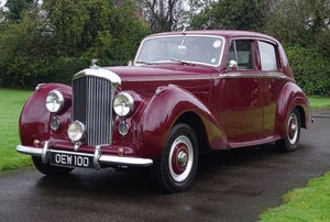 Picture of 1955 Bentley R Type Automatic Saloon. B188ZY For Sale