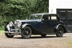 Picture of 1935 Bentley 3½ litre Sports Saloon For Sale