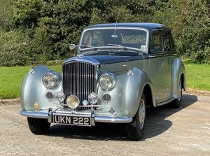 Picture of 1955 Bentley R Type Automatic Sports Saloon B250ZY For Sale