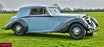 1938 DERBY BENTLEY 4.25 MR OVERDRIVE SERIES COUPE BY DE VILL