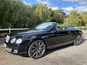 Picture of 2010 Bentley Continental GTC Mulliner For Sale