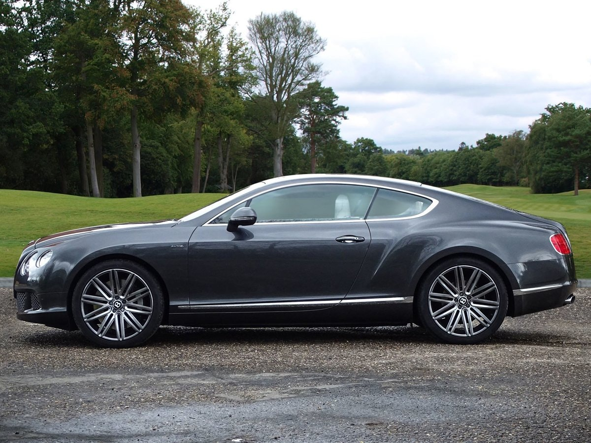 2013 Bentley CONTINENTAL GT SPEED For Sale (picture 2 of 20)