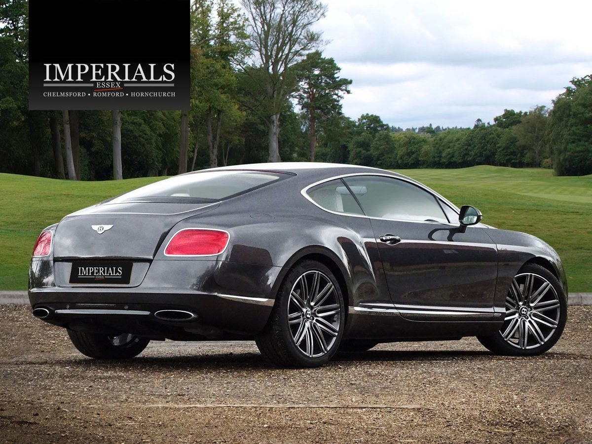 2013 Bentley CONTINENTAL GT SPEED For Sale (picture 5 of 20)
