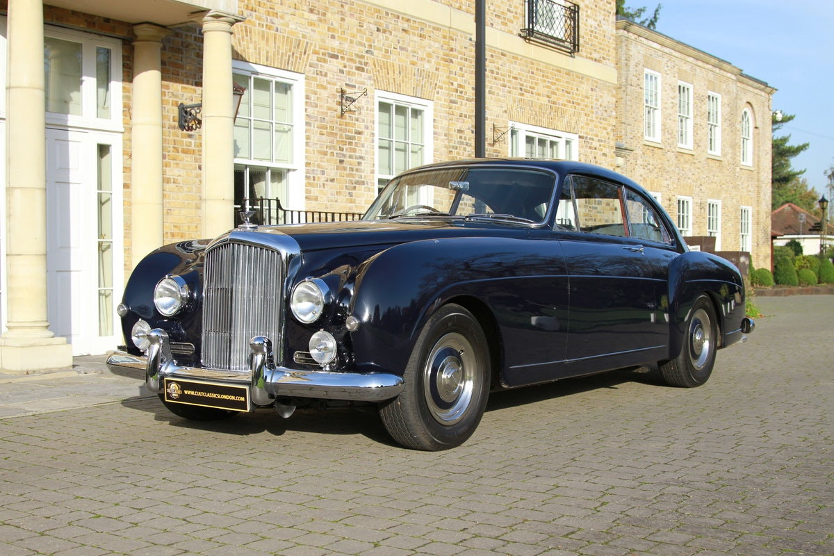 1957 Bentley S1 Continental Fastback by H.J Mulliner For Sale (picture 1 of 6)