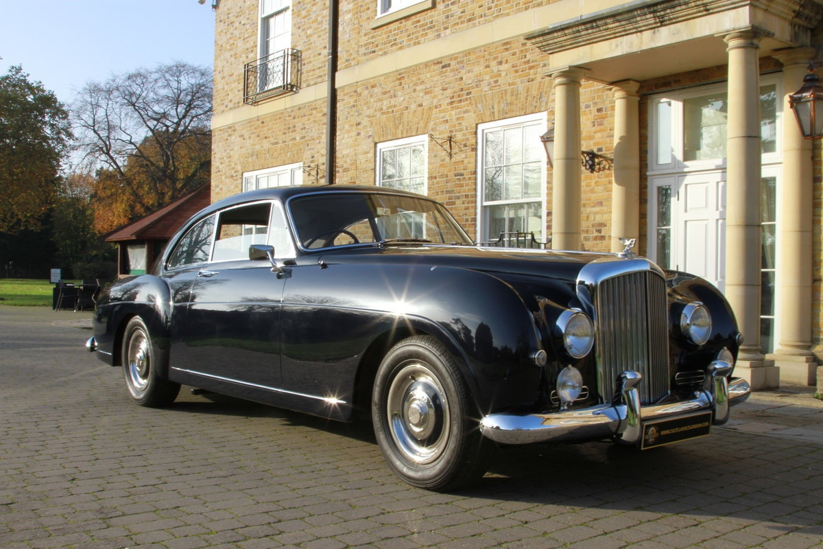 1957 Bentley S1 Continental Fastback by H.J Mulliner For Sale (picture 4 of 6)