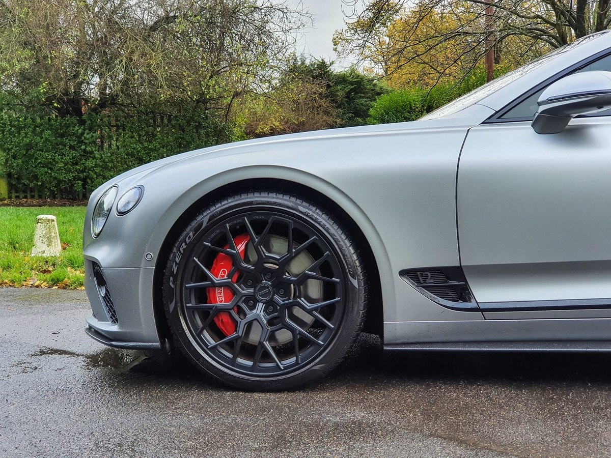 2018 Bentley CONTINENTAL GT For Sale (picture 5 of 20)