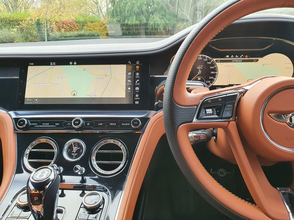 2018 Bentley CONTINENTAL GT For Sale (picture 8 of 20)