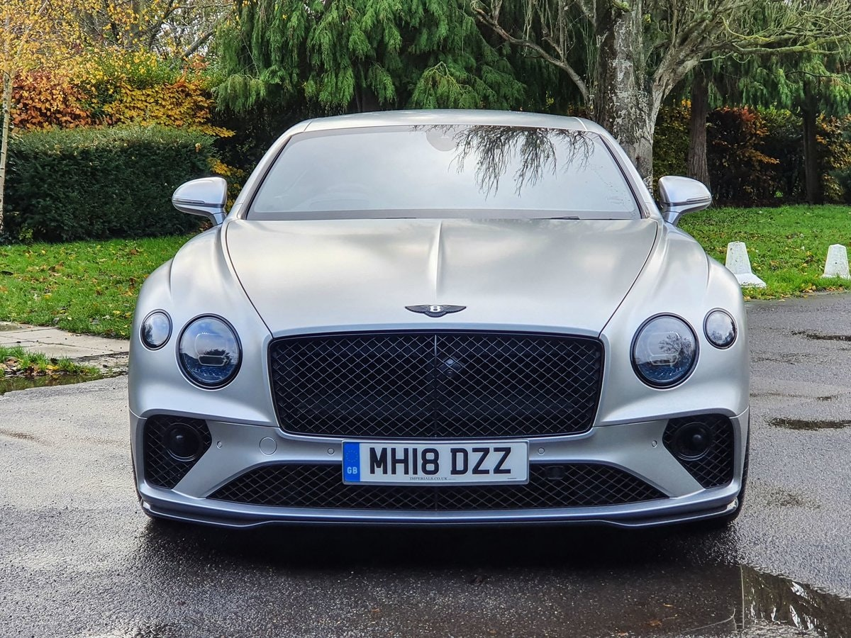 2018 Bentley CONTINENTAL GT For Sale (picture 10 of 20)