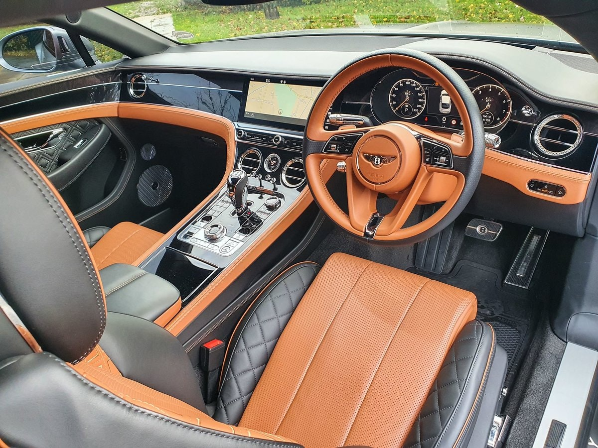 2018 Bentley CONTINENTAL GT For Sale (picture 18 of 20)
