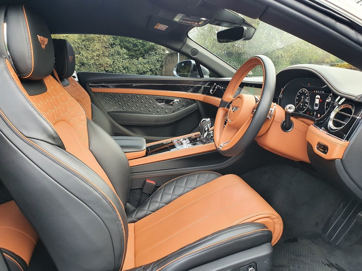 2018 Bentley CONTINENTAL GT For Sale (picture 19 of 20)