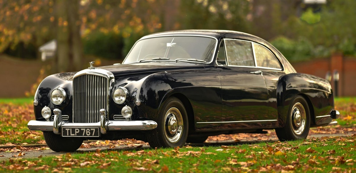 1957 BENTLEY S1 CONTINENTAL MANUAL FASTBACK BY H.J. MULLINER For Sale (picture 1 of 6)