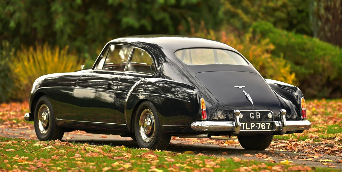 1957 BENTLEY S1 CONTINENTAL MANUAL FASTBACK BY H.J. MULLINER For Sale (picture 2 of 6)