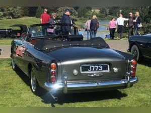 1961  Bentley Continental S2 Drop Head Coupe Low Mileage Restored For Sale (picture 2 of 6)