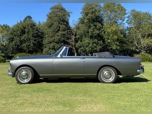 1961  Bentley Continental S2 Drop Head Coupe Low Mileage Restored For Sale (picture 3 of 6)