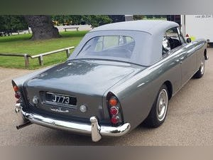 1961  Bentley Continental S2 Drop Head Coupe Low Mileage Restored For Sale (picture 6 of 6)