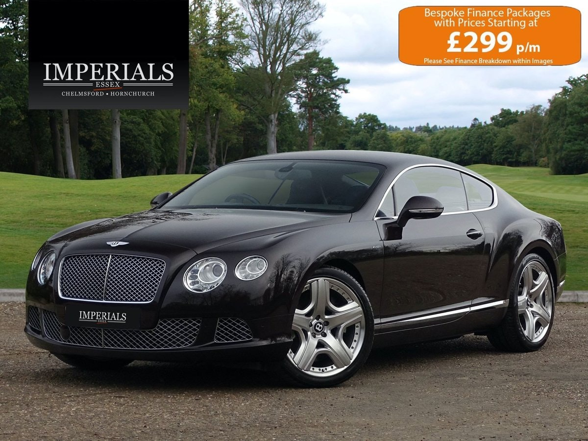 2013 Bentley CONTINENTAL GT For Sale (picture 1 of 15)