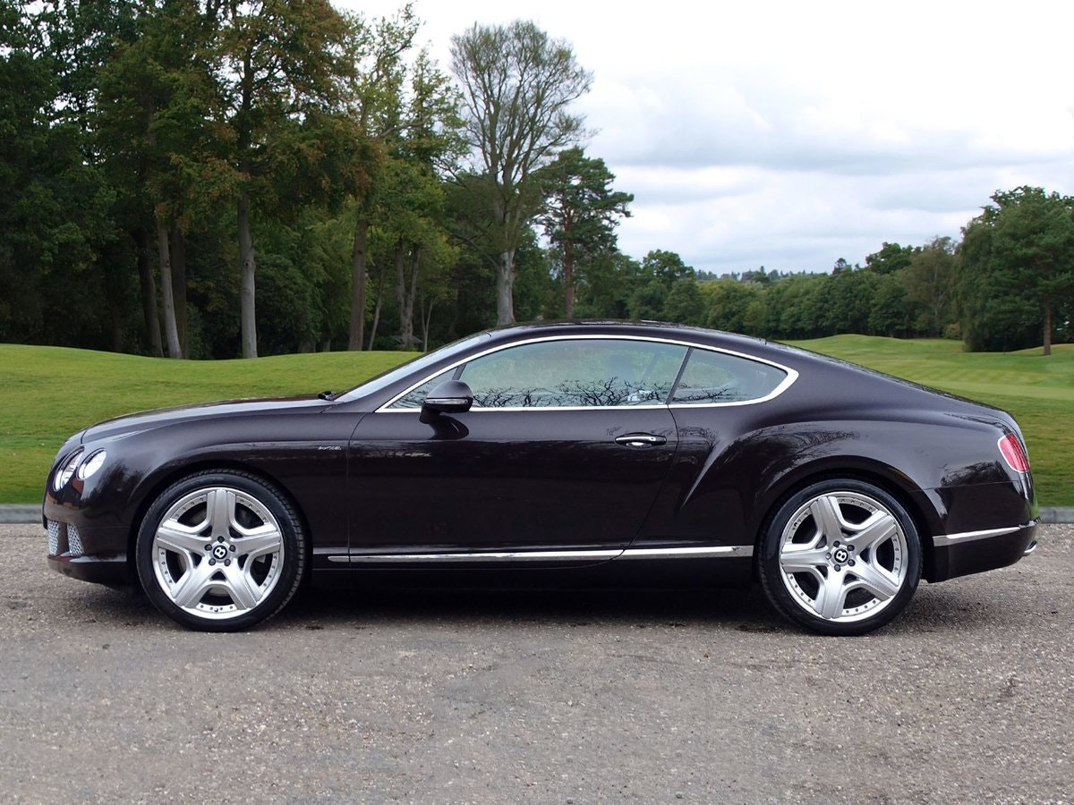 2013 Bentley CONTINENTAL GT For Sale (picture 2 of 15)