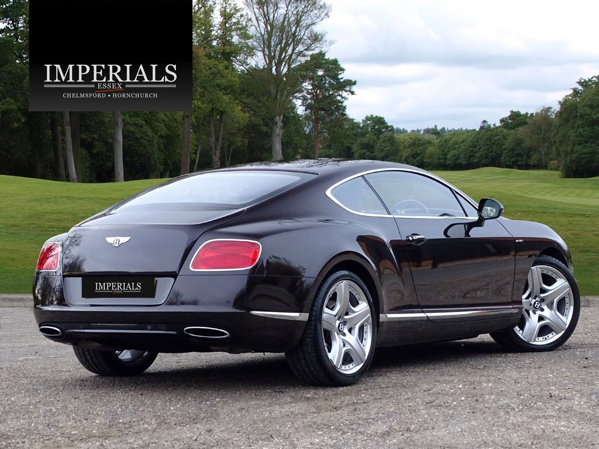 2013 Bentley CONTINENTAL GT For Sale (picture 5 of 15)