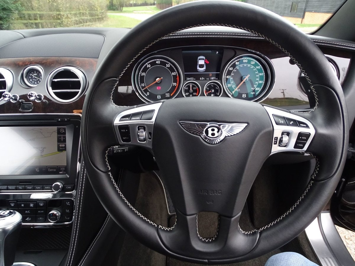 2013 Bentley CONTINENTAL GT For Sale (picture 7 of 15)